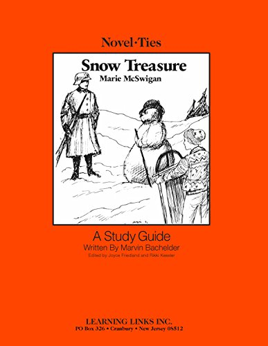9780881225822: Snow Treasure: Novel-Ties Study Guide