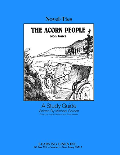 9780881227130: Acorn People: Novel-Ties Study Guide