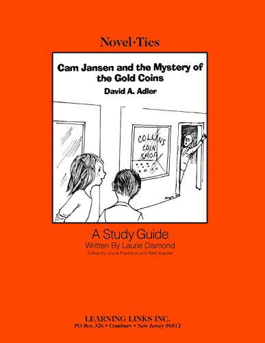 9780881227208: Cam Jansen and the Mystery of the Gold Coins: Novel-Ties Study Guide