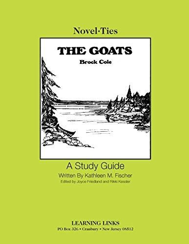 9780881229028: Goats: Novel-Ties Study Guide