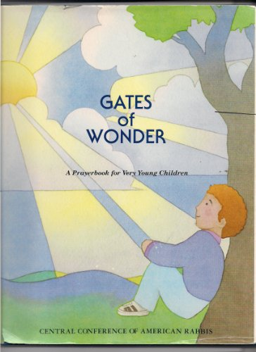 9780881230093: Gates of Wonder: A Prayerbook for Very Young Children