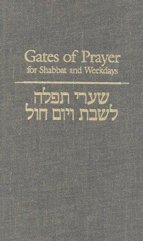 Gates of Prayer for Shabbat and Weekdays: A Gender-Sensitive Prayer Book: Chaim Stern, editor