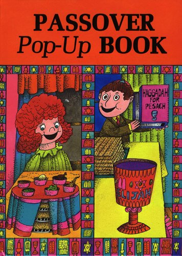 Passover pop-up book (Action books) (9780881251838) by Sol Scharfstein