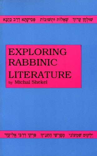Exploring Rabbinic Literature: Shekel, Michal
