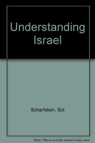 Understanding Israel (0881254487) by Sol Scharfstein