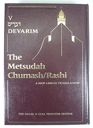 Metsudah Chumash/Rashi: A New Linear Translation: Davis, Avrohom