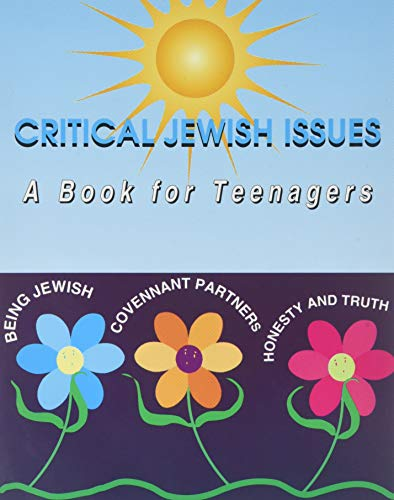 9780881255874: Critical Jewish issues: A book for teenagers