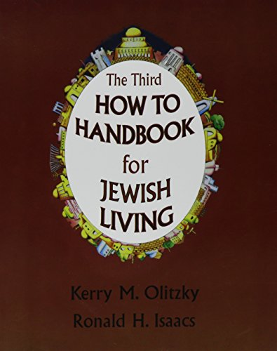 9780881257137: The Third How to Handbook for Jewish Living