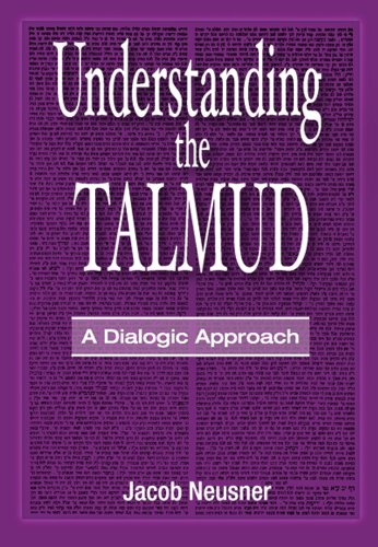9780881257366: Understanding the Talmud: A Dialogic Approach