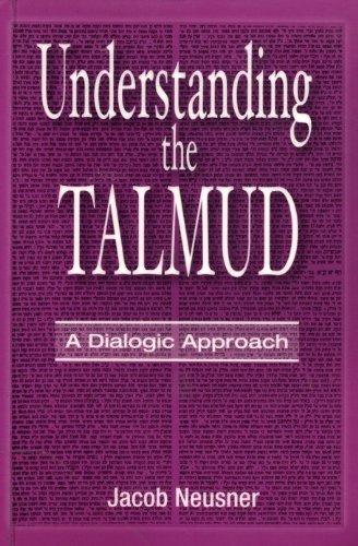 9780881257397: Understanding the Talmud: A Dialogic Approach