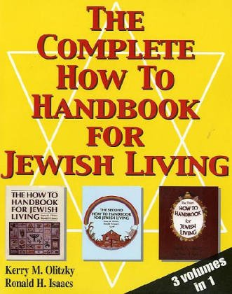 The Complete How To Handbook For Jewish: Kerry M. Olitzky;