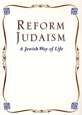 9780881259001: Reform Judaism: A Jewish Way of Life