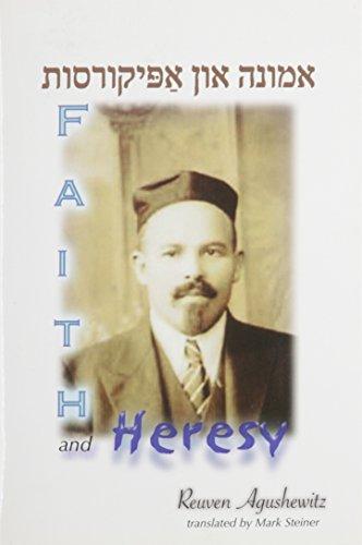 9780881259100: Faith And Heresy