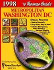 Metropolitan Washington D.C., 1998: Thomas Bros. Maps