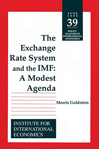 9780881322194: The Exchange Rate System and the Imf: A Modest Agenda (Policy Analyses in International Economics)