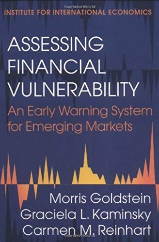 9780881322378: Assessing Financial Vulnerability : An Early Warning System for Emerging Markets