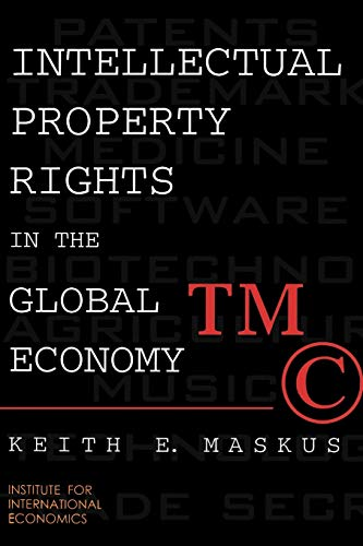 9780881322828: Intellectual Property Rights in the Global Economy