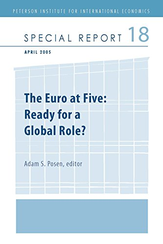 9780881323740: The Euro at Five: Ready for a Global Role (Special Report)