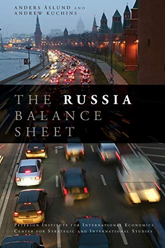 9780881324242: The Russia Balance Sheet