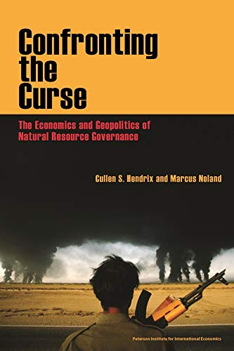 9780881326765: Confronting the Curse: The Economics and Geopolitics of Natural Resource Governance (Policy Analyses in International Economics)
