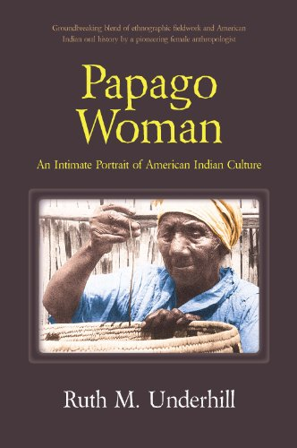 9780881330427: Papago Woman: An Intimate Portrait of American Indian Culture