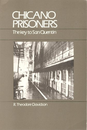 9780881330502: Chicano Prisoners: The Key to San Quentin