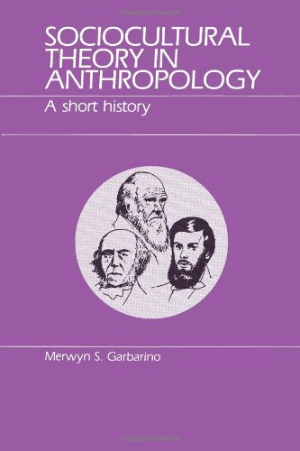 9780881330564: Sociocultural Theory in Anthropology
