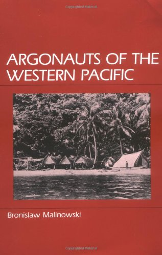 9780881330847: The Argonauts of the Western Pacific: An Account of Native Enterprise and Adventure in the Archipelagoes of Melanesian New Guinea