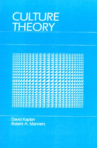 9780881332223: Culture Theory