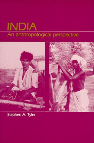 9780881332452: India: An Anthropological Perspective
