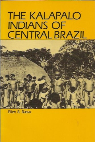 9780881333299: Kalapalo Indians of Central Brazil
