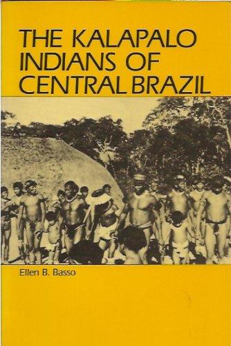 9780881333299: Kalapalo Indians of Central Brazil