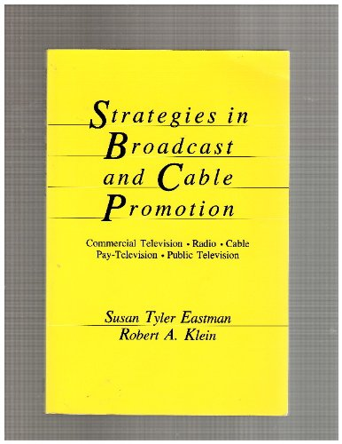 9780881333664: Promotion & Marketing for Broadcasting & Cable