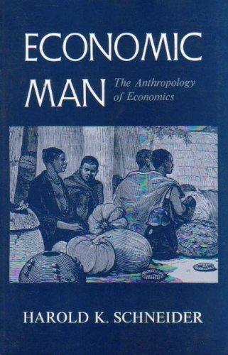 9780881334005: Economic Man: The Anthropology of Economics