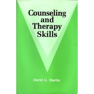 9780881334098: Counseling and Therapy Skills