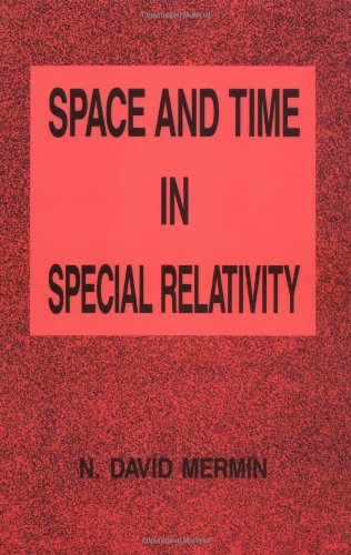 9780881334203: Space and Time in Special Relativity