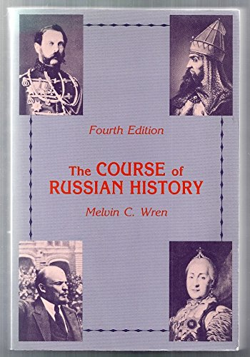 9780881334333: The Course of Russian History