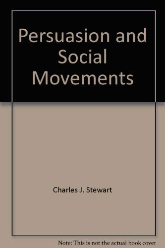9780881334517: Persuasion and Social Movements