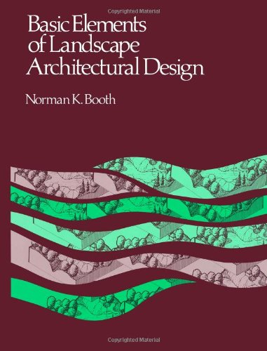 9780881334784: Basic Elements of Landscape Architectural Design