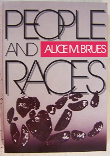 9780881334821: People and Races
