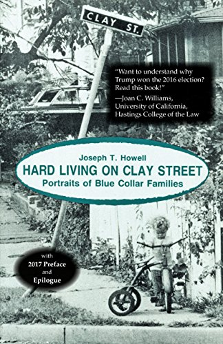 9780881335262: Hard Living on Clay Street: Portraits of Blue Collar Families