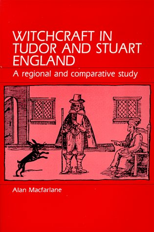 9780881335323: Witchcraft in Tudor and Stuart England: A Regional and Comparative Study