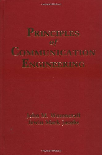 9780881335545: Principles of Communication Engineering