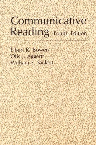 9780881335576: Communicative Reading