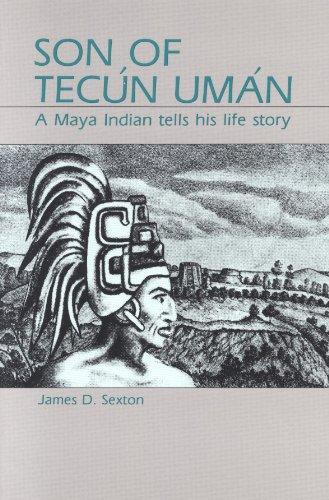 9780881335668: Son of Tecun Uman: A Maya Indian Tells His Life Story