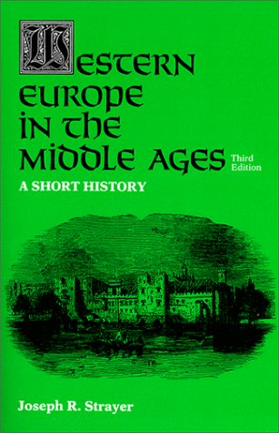 9780881336245: Western Europe in the Middle Ages: A Short History