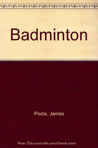 9780881336443: Badminton