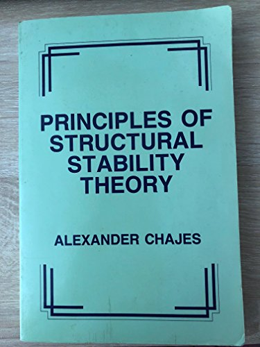 9780881337389: Principles of Structural Stability Theory