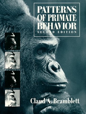 9780881337433: Patterns of Primate Behavior