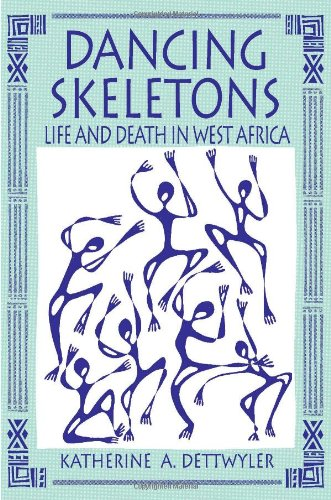 9780881337488: Dancing Skeletons: Life and Death in West Africa